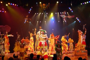 Animal Kingdom - Lion King Show