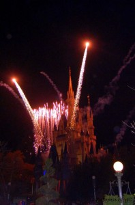 Magic Kingdom - Fireworks