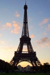 Eiffel Tower - Champs de Mars