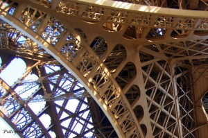 Eiffel Tower - Detail