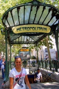 Metro Abbesses