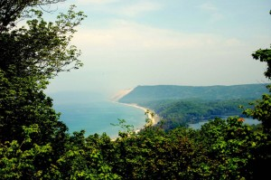 Empire Bluffs - Mama Bear View