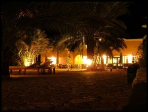 Ksar Ghilane by night 3