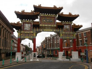 10 - China town in Lpool