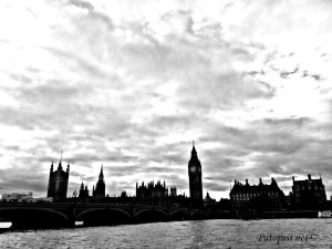 Panoramski pogled na London