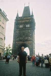 Kula na Karlovom mostu