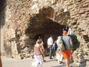 lavlja vrata na ulazu u koloseum - Drac