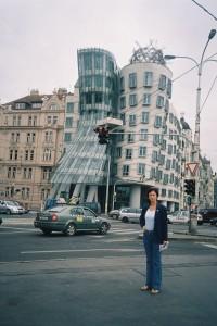 'rasplesana zgrada' - moderna arhitektura