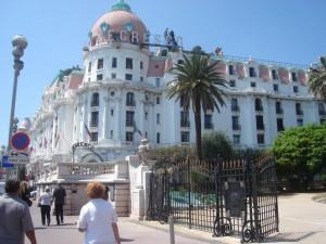 Nica-hotel Negresco