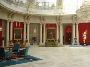 Nica-hotel Negresco-predvorje