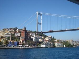 Bosporski most s kulom