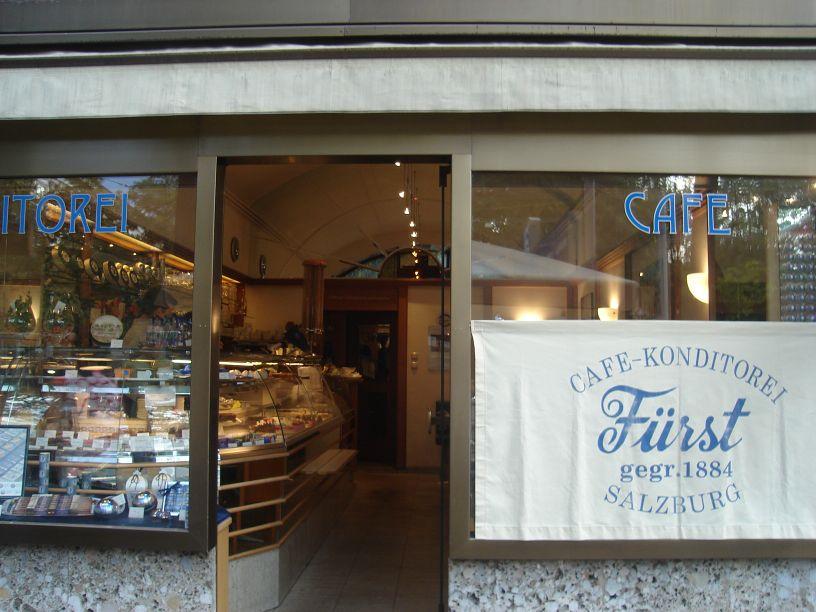 Furstova prodavnica orig. Mozartovih kugli