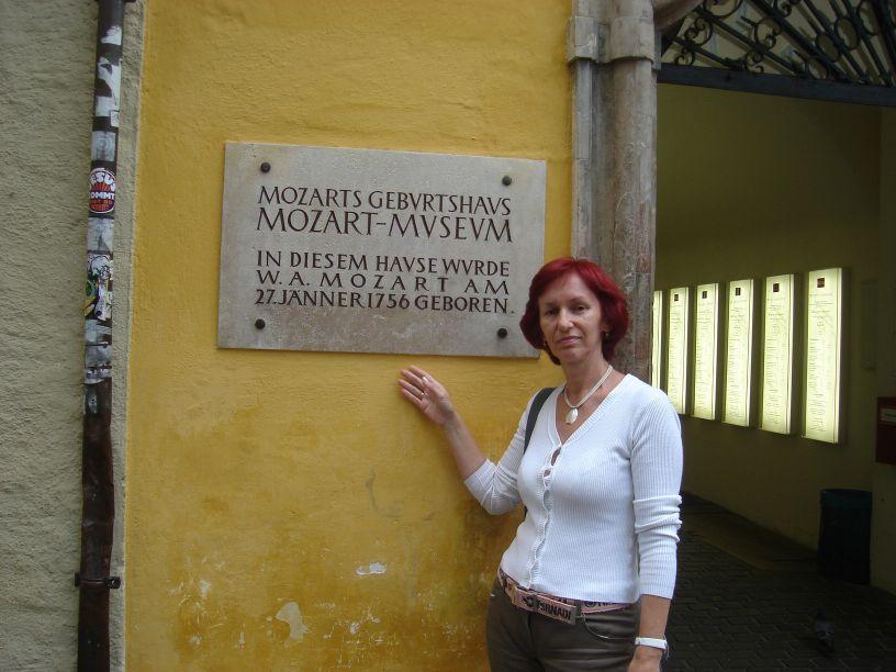 Mozartova rodna kuca