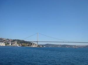 Ortakoj dzamija i Bogazi most preko Bospora