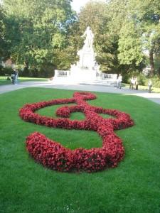 spomenik Mozartu