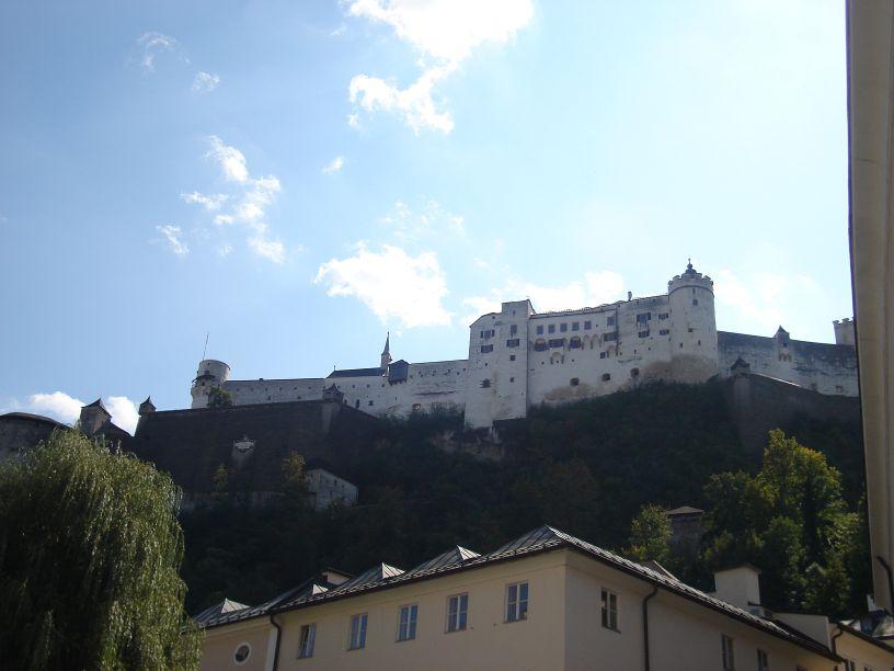 utvrda Hohensalzburg