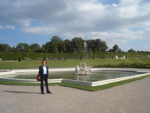 vrtovi dvorca Belvedere 3