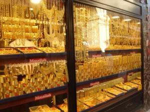 zlatarna u Kapali čaršiji