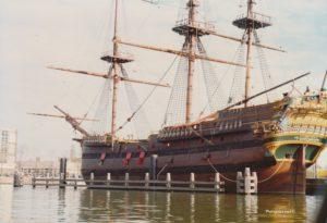 Jedrenjak Amsterdam