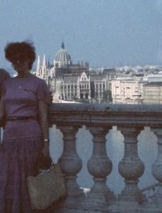 Budimpešta-na mostu