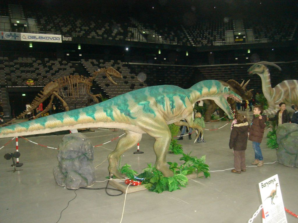 Dino Baryonyx