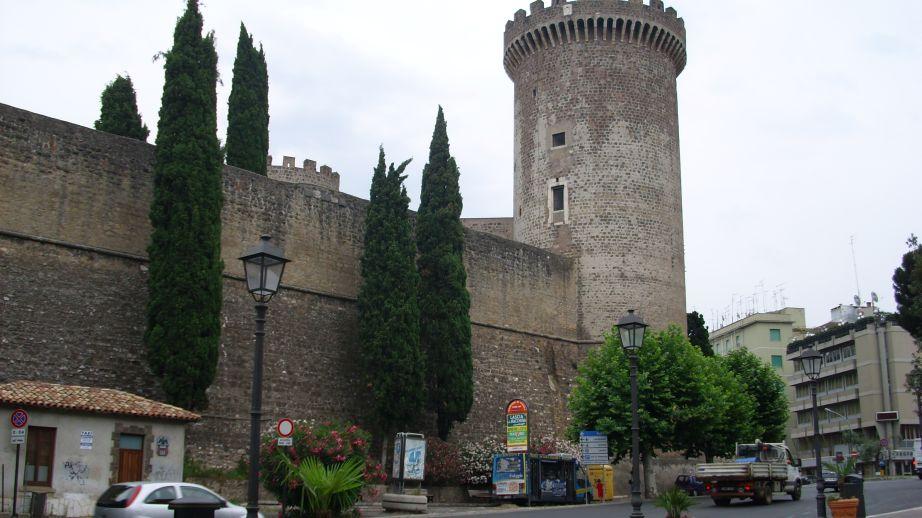 Dvorac Rocca Pia iz 15.stoljeća