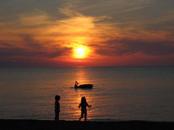 Grand Bend-zalazak sunca