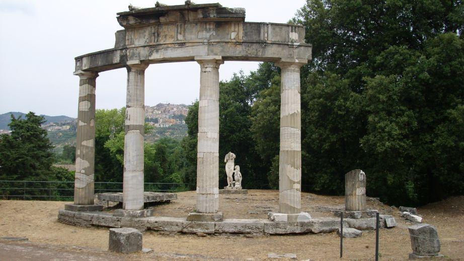 Hadrijanova vila - Venerin hram