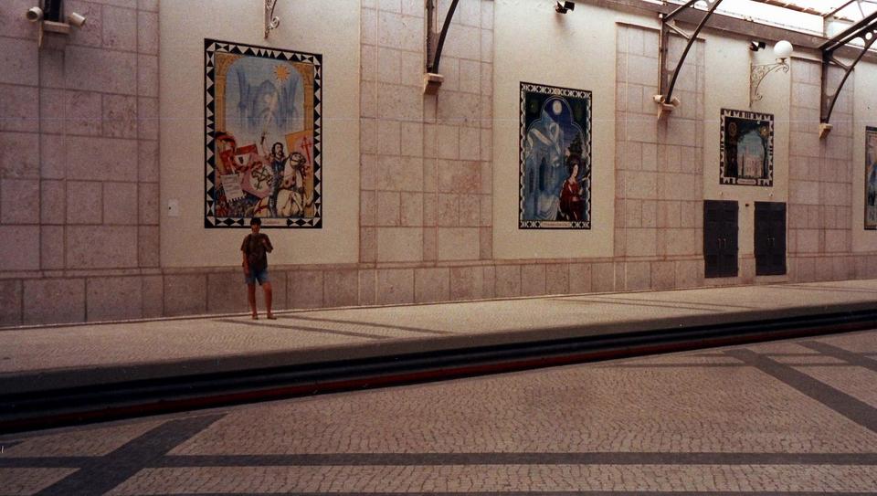 Lisabon gl kolodvor