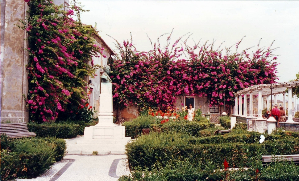 Lisabon vrt sv Lucije