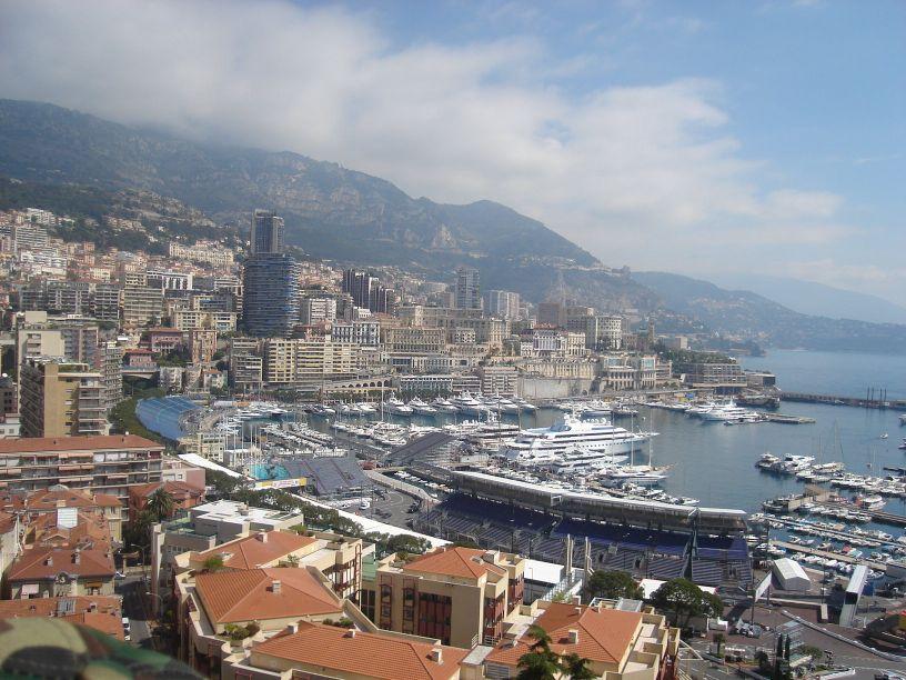 Monte Carlo - panorama