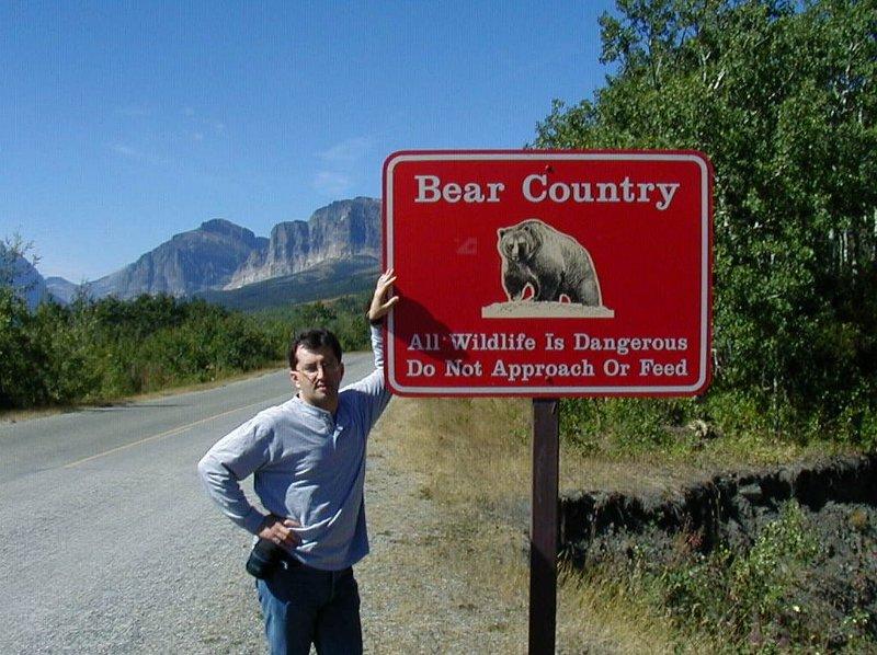 Ne hranite medvjede