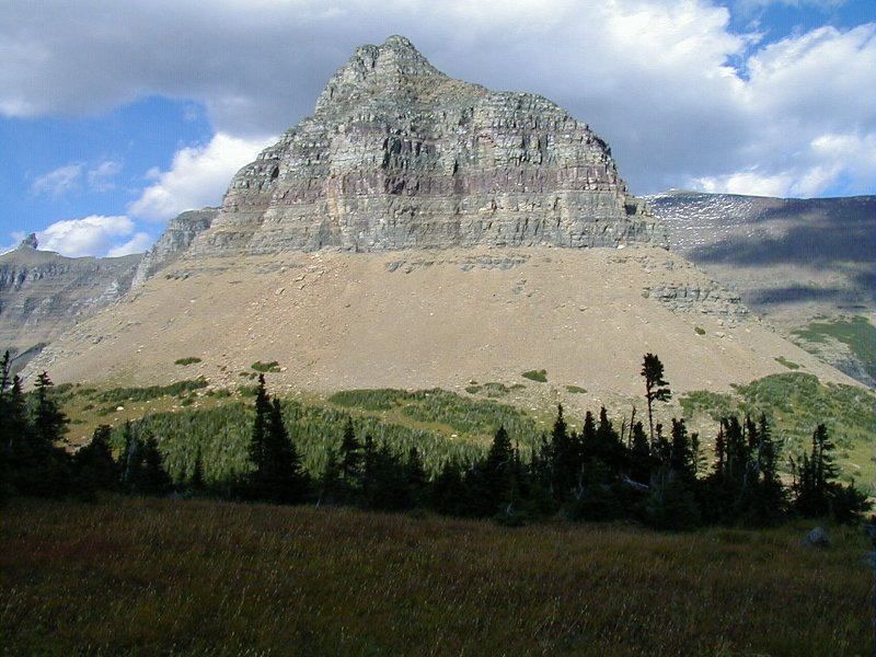 Logan Pass and Garden Wall