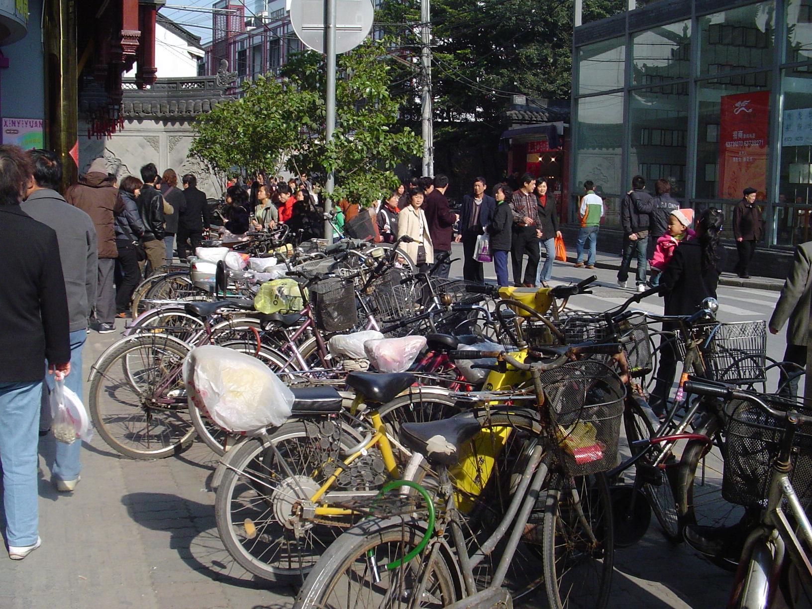 Bicikl je veoma popularan