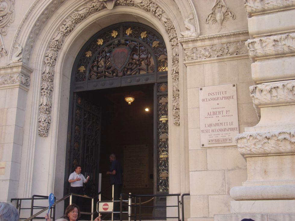 ulaz u Institut