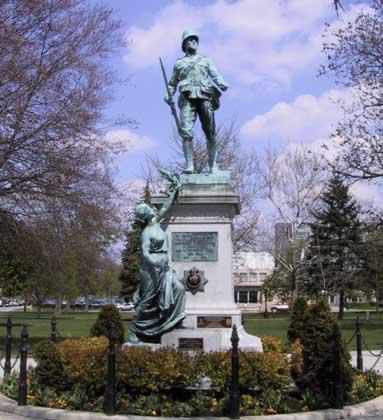Victoria Park-spomenik