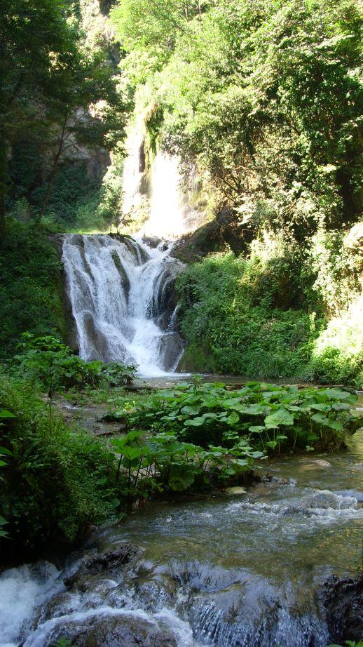 Vodopad rijeke Aniene