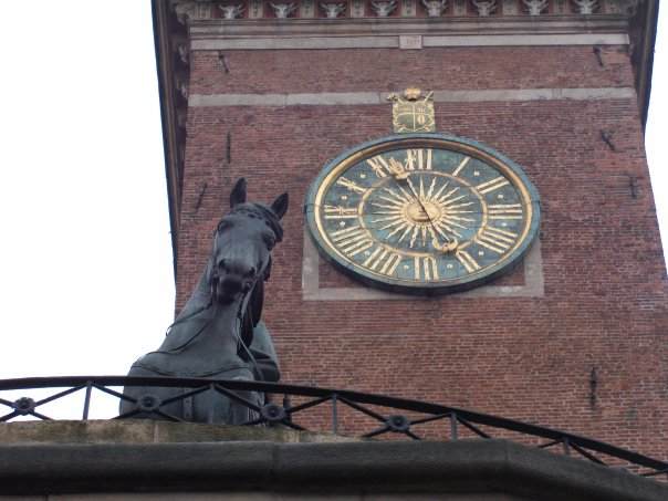 konjanik-Tadejus Kosciuzko na Wawelu