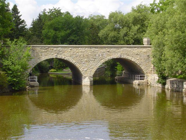 Most preko rijeke Avon