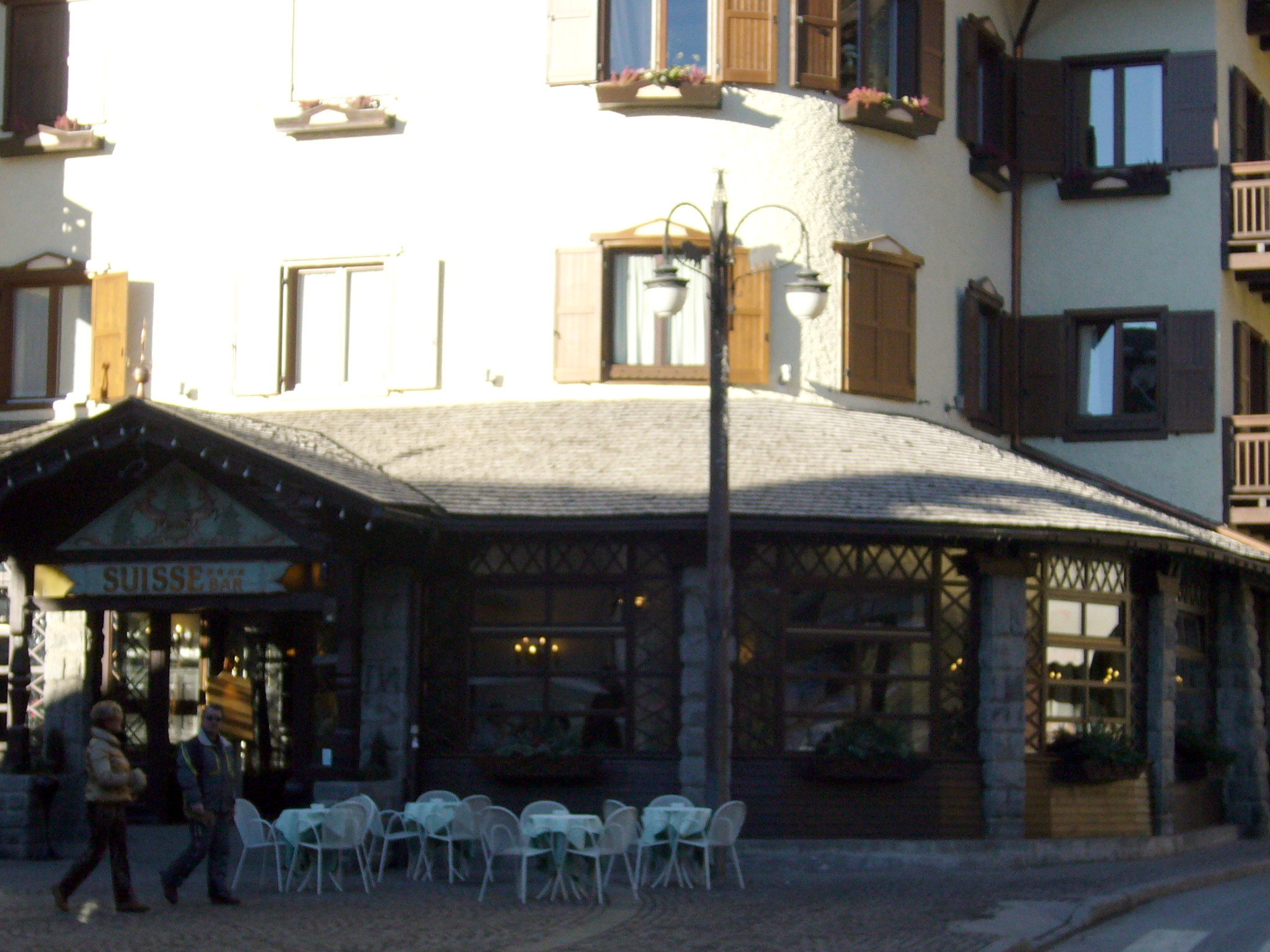 Bar Suisse - nezaobilazni kutak za ispijanje toplog napitka