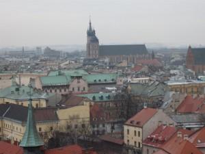 pogled s vrha Wawela