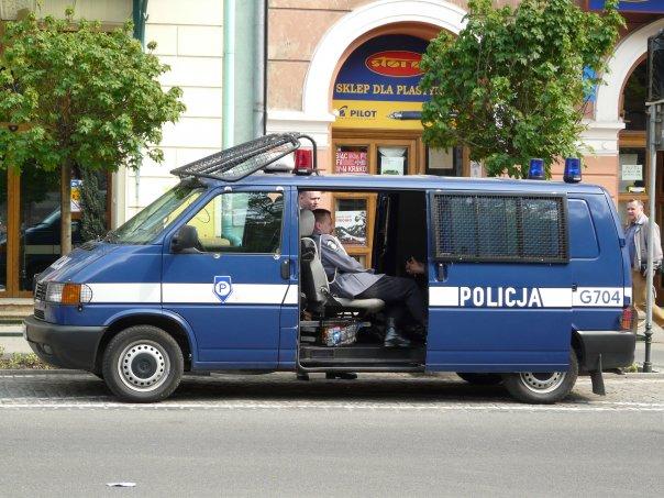 policajac na odmoru