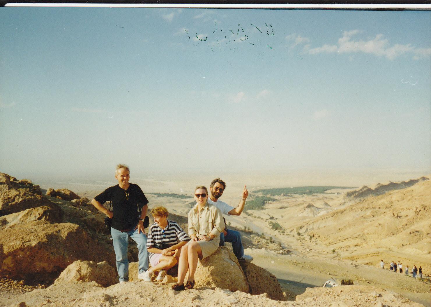 Rub planinske oaze