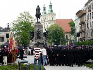 spomenik bitci kod Grunwalda