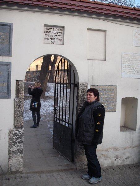 ulaz na groblje Remuh sinagoge u židovskoj četvrti Kazimierz