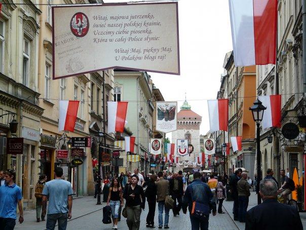 Dobrodošao maj u poljski blagi raj