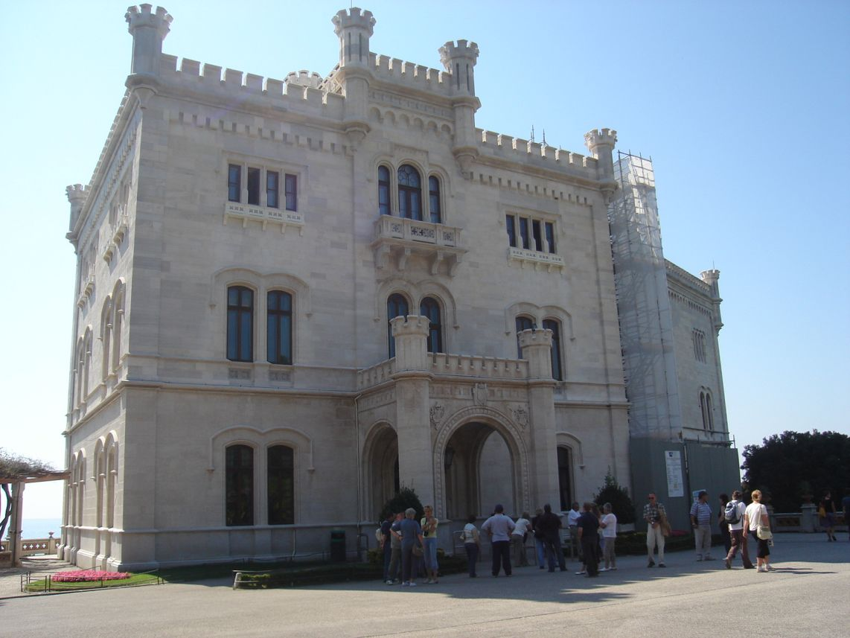 Dvorac Miramare