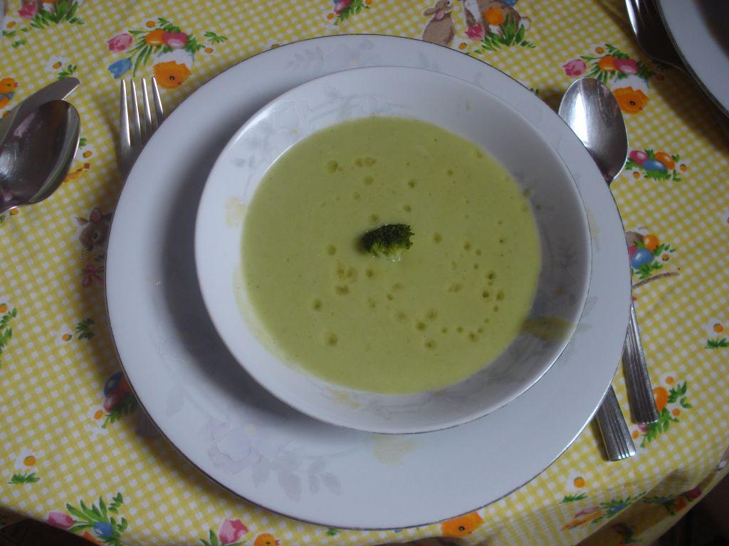 gotova juha od brokule
