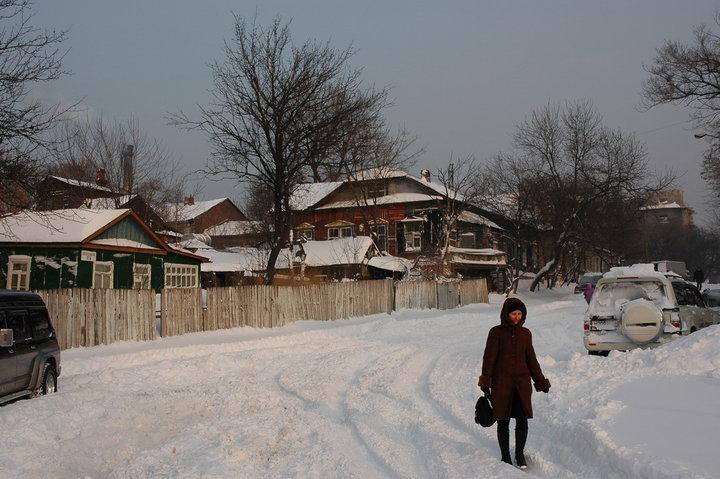 Izvan Vladivostoka-kao u bajci