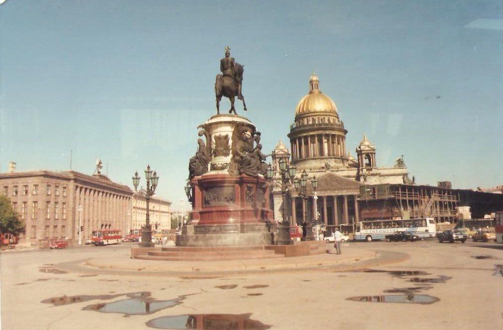 Spomenik na trgu